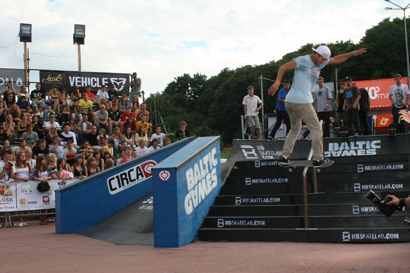 Mack McKelton - Baltic Games 2010