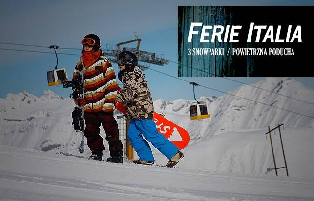 Ferie z WoodCamp - Włochy 18-27.02.11