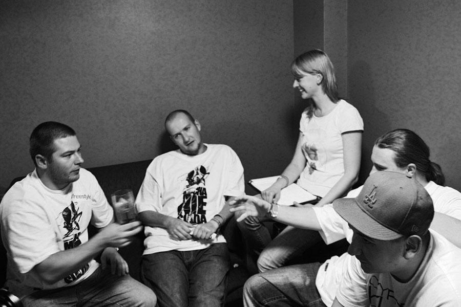 Wywiad z GrubSonem i 3ODA KRU
