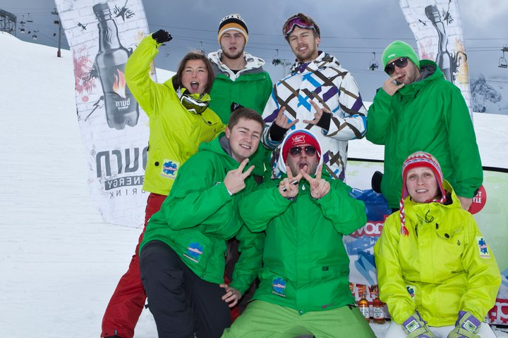 SnowShow FreestyleWeekL2A