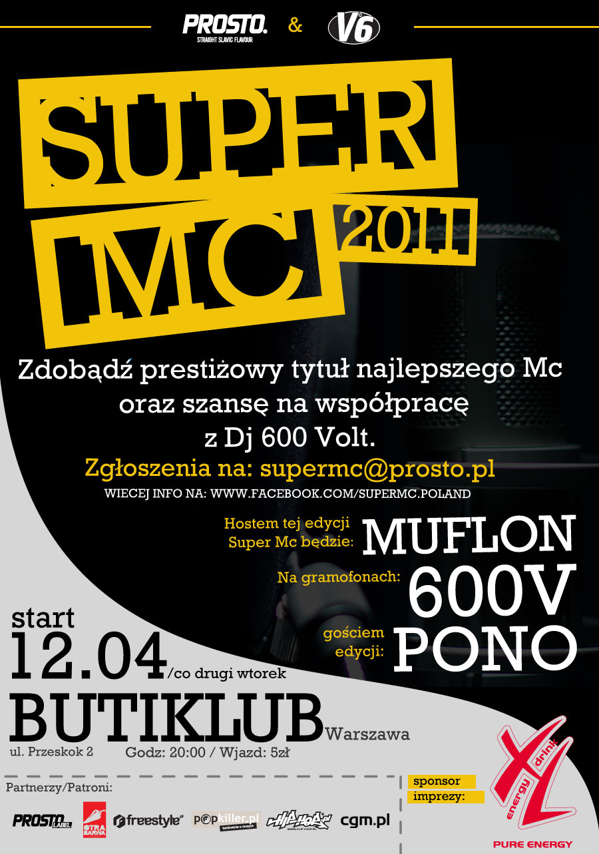 SUPER MC 2011