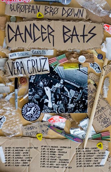 CANCER BATS, Vera Cruz w Warszawie