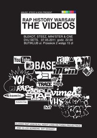 Rap History Warsaw - THE VIDEOS