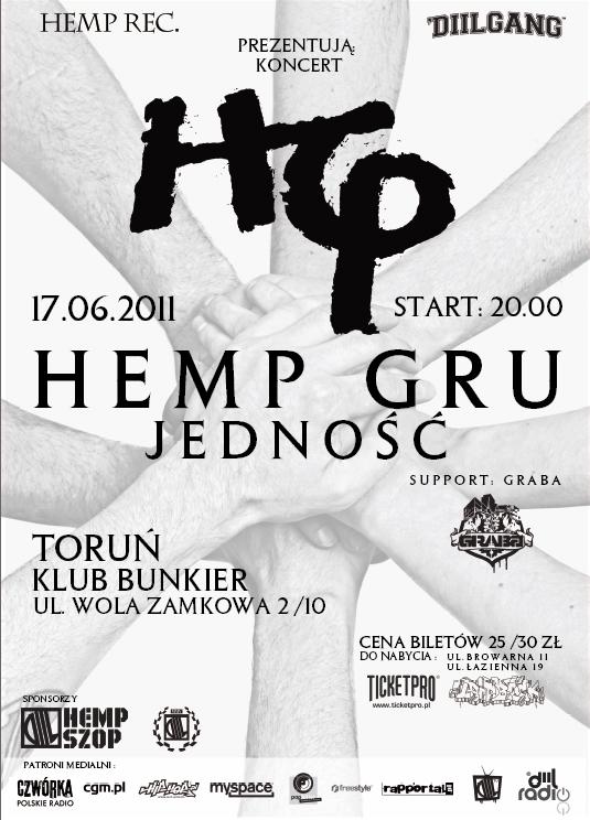 Hemp Gru - Toruń