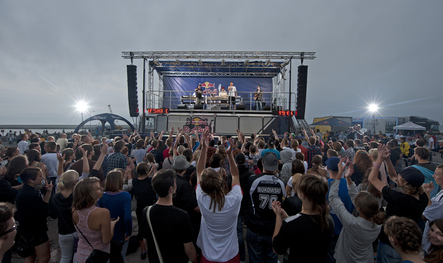 Red Bull Tourbus - Gdynia
