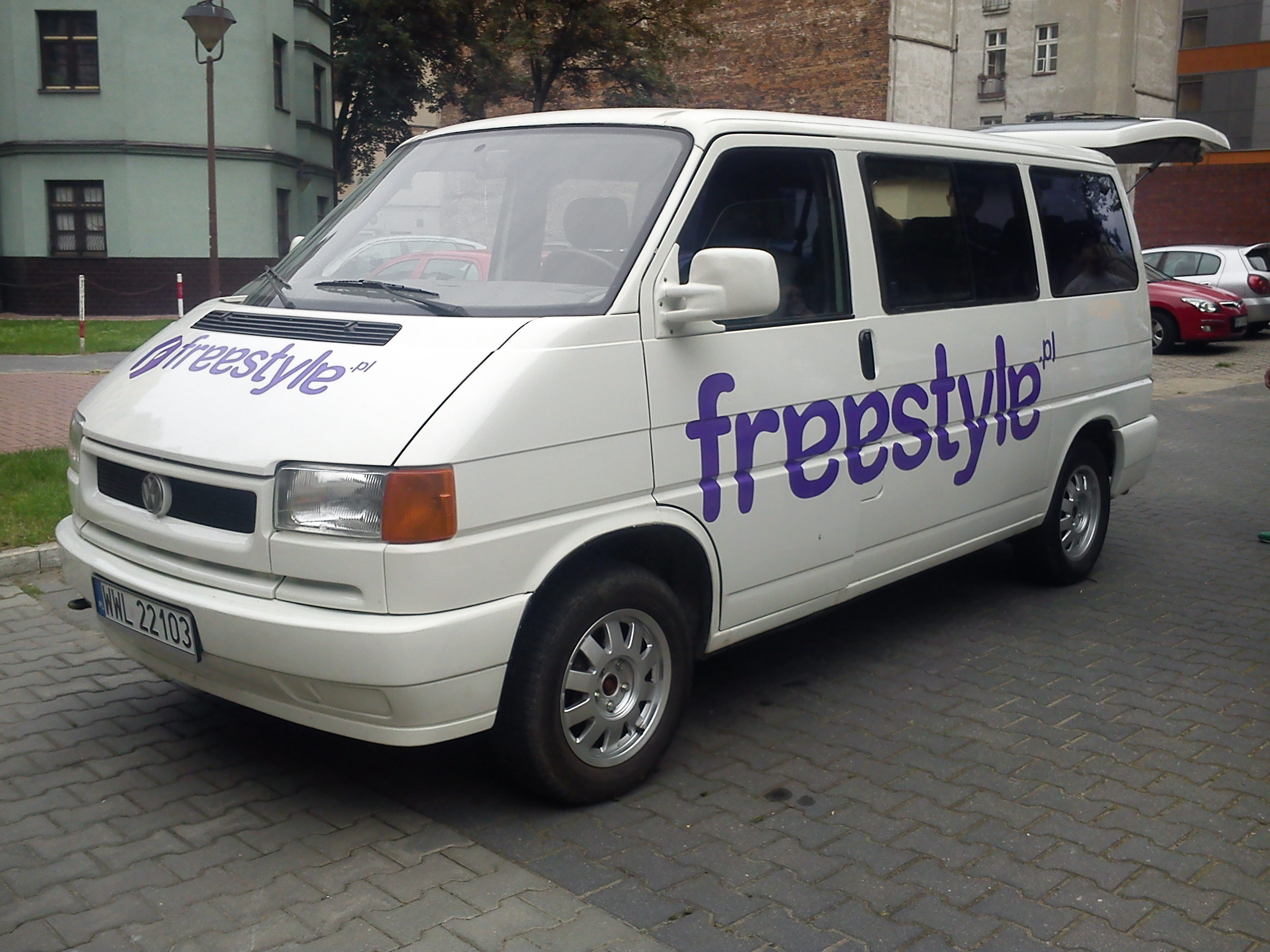 Freestyle BUS