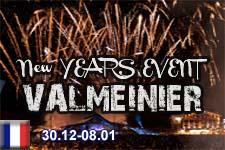 Sylwester w Alpach! Valmeinier-Valloire Wybierz się na najgorętszy sylwester tej zimy w Alpach Francuskich w pięknym resorcie V