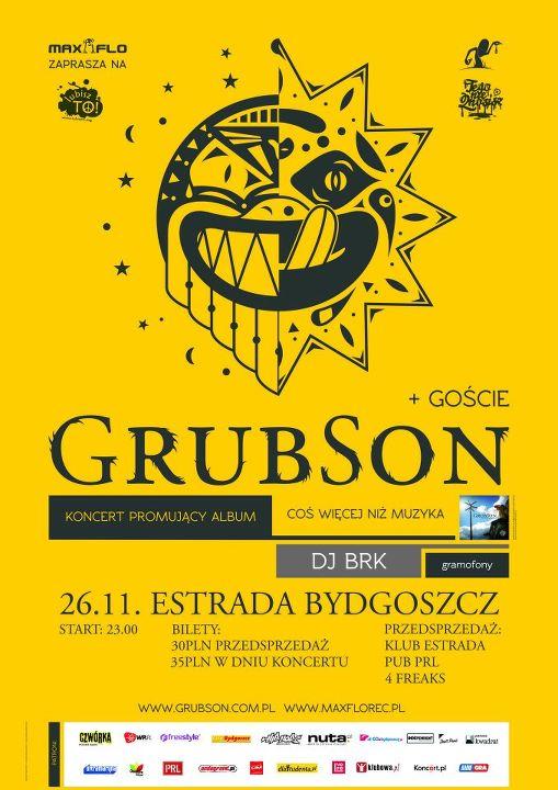 Grubson w Bydgoszczy
