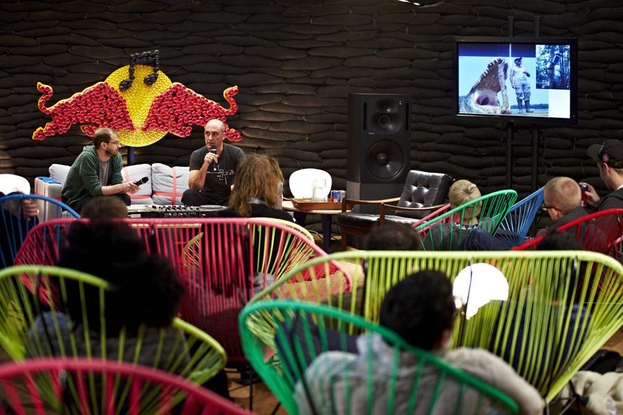 Red Bull Music Academy w Madrycie