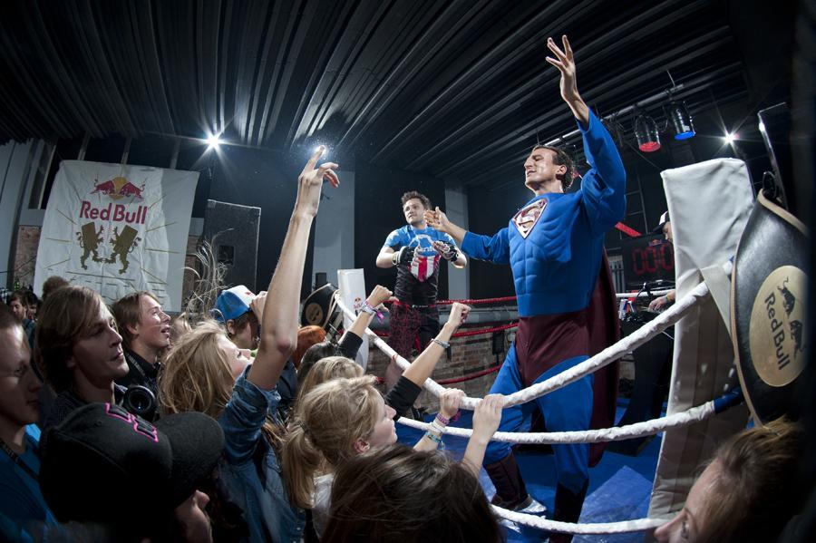 Red Bull I-Battle w Warszawie