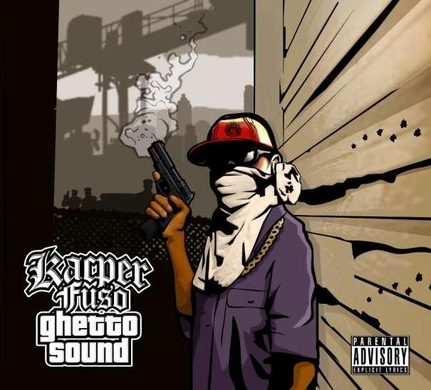 "Kacper ""Ghetto Sound"" cover"