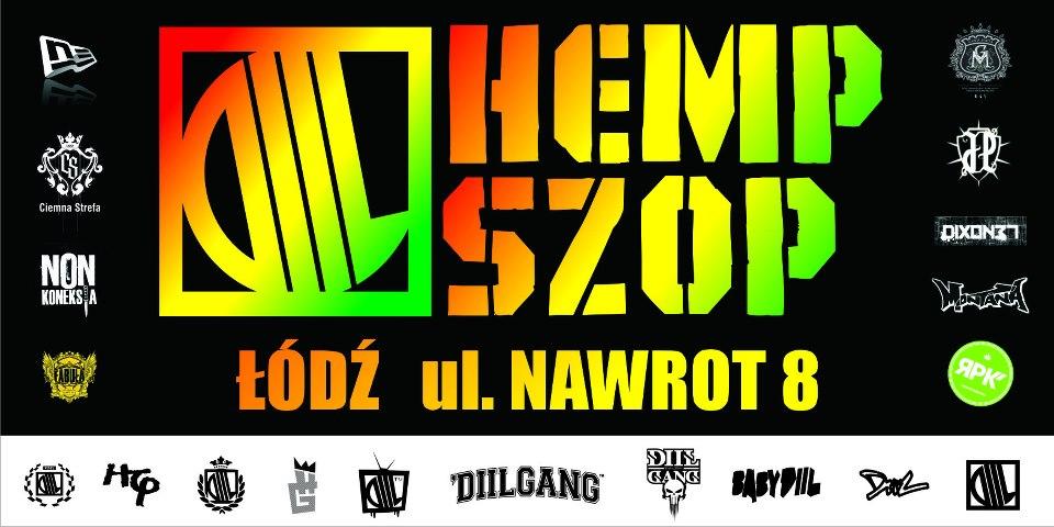 Hempszop Łódź