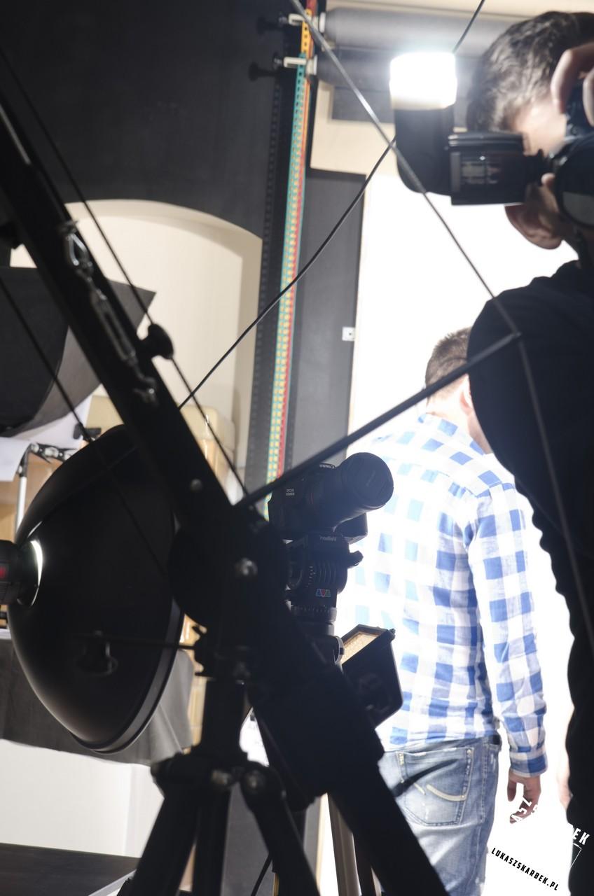 """Fotorelacja z planu klipu do kawałka WTM & CBR """"Cos kosztem czegos"""" z Numer Razem"""