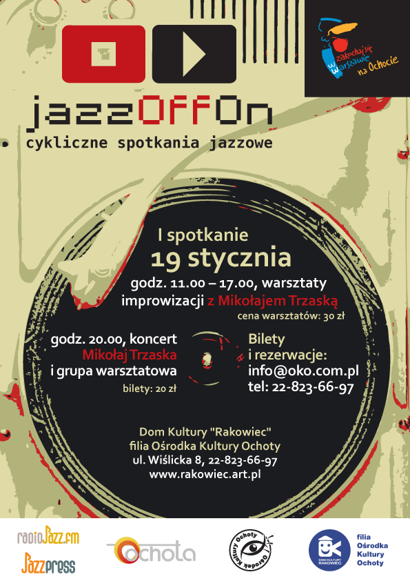 JazzOffOn z Trzaską!