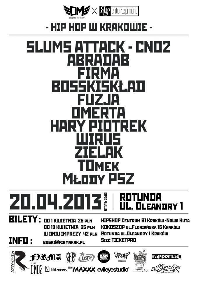 Hip Hop w Krakowie
