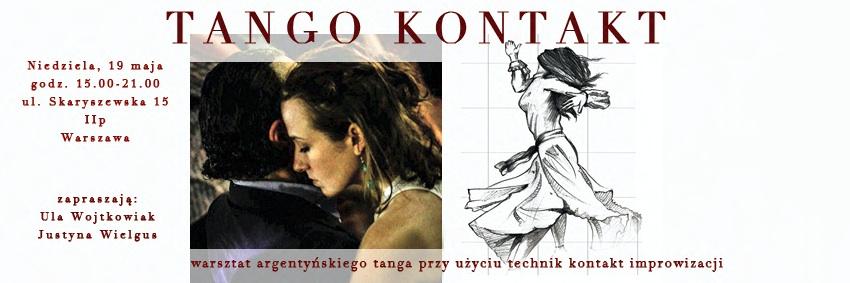 Tango KOntakt -Warsztat