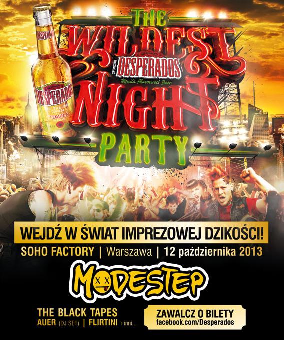 Desperados - The Wildest Night Party