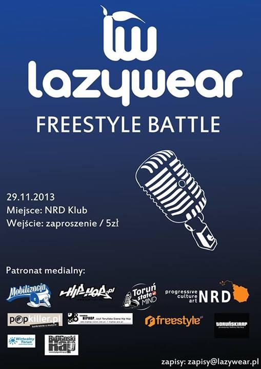 Lazywear Freestyle Battle
