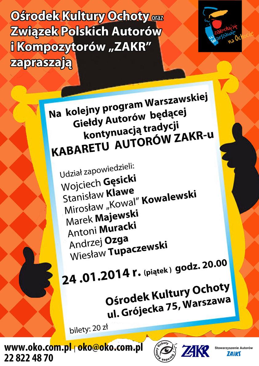 Kabaret Autorów ZAKR