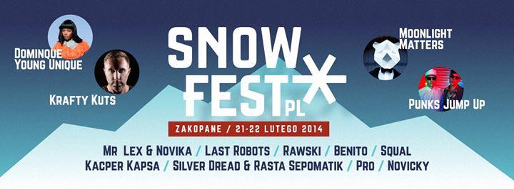 SnowFest 2014
