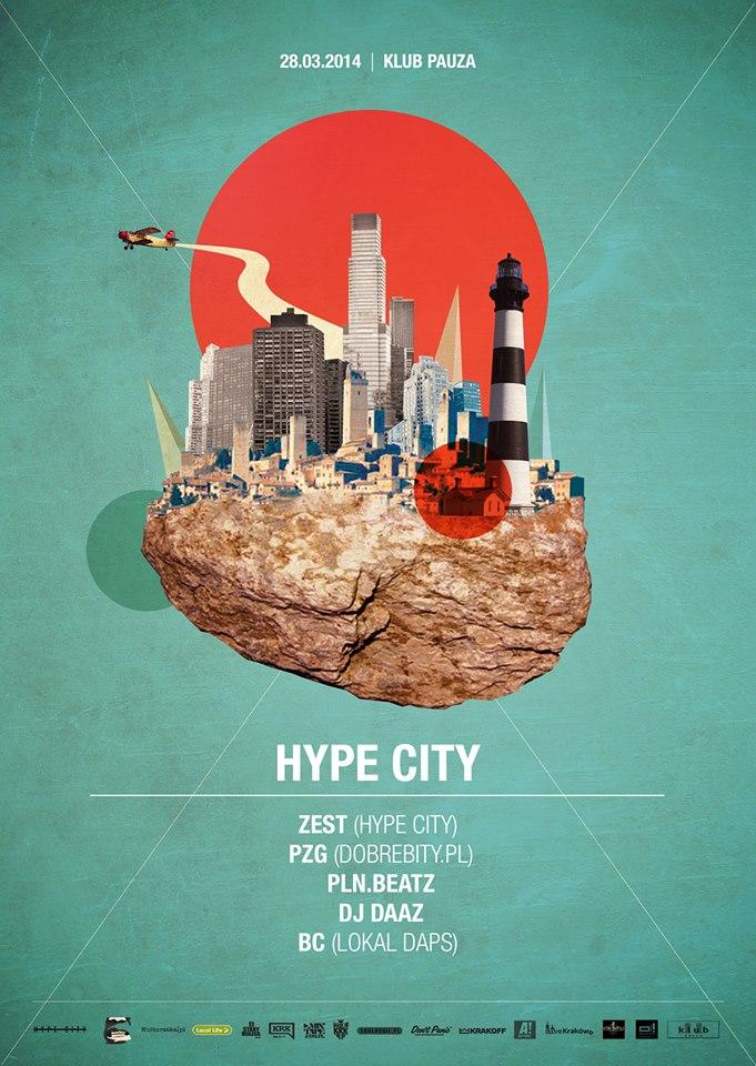 Hype City pres. PLN.Beatz & PZG
