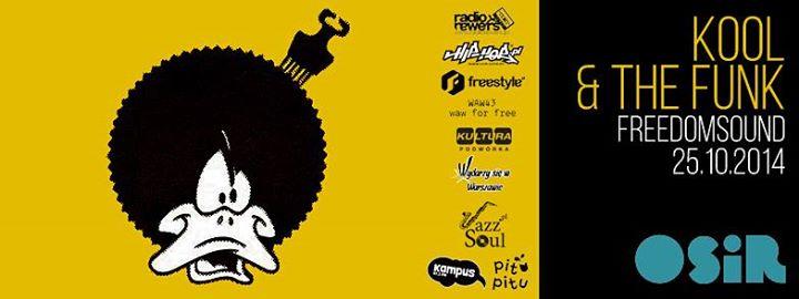 Kool & The Funk OSiR