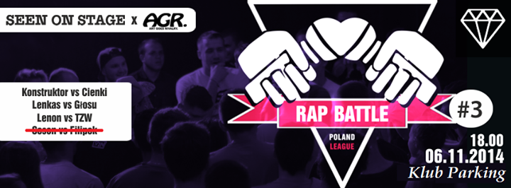 Rap Battle League POLAND #3