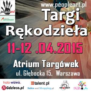 Artystyczny Targi Rękodzieła Peopleart.pl