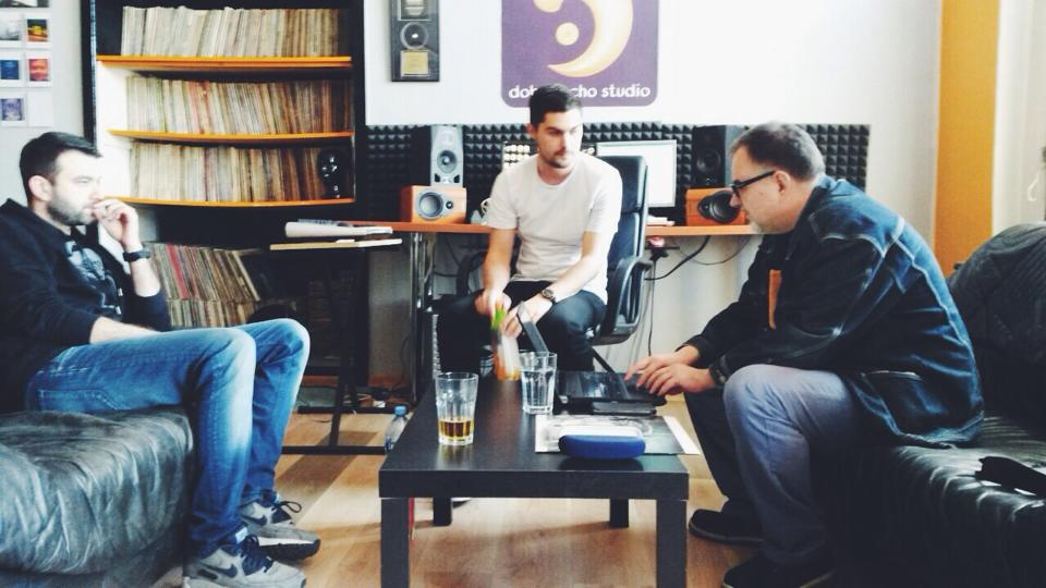 Hirek Wrona - pierwszym recenzentem albumu Voskovy - Second Hand