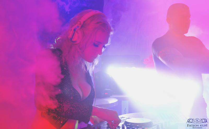 Mirjami - DJ Set w Albanii - Klub Frost