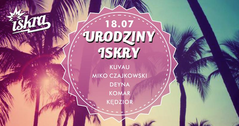 Drugie urodziny klubu Iskra Pole Mokotowskie