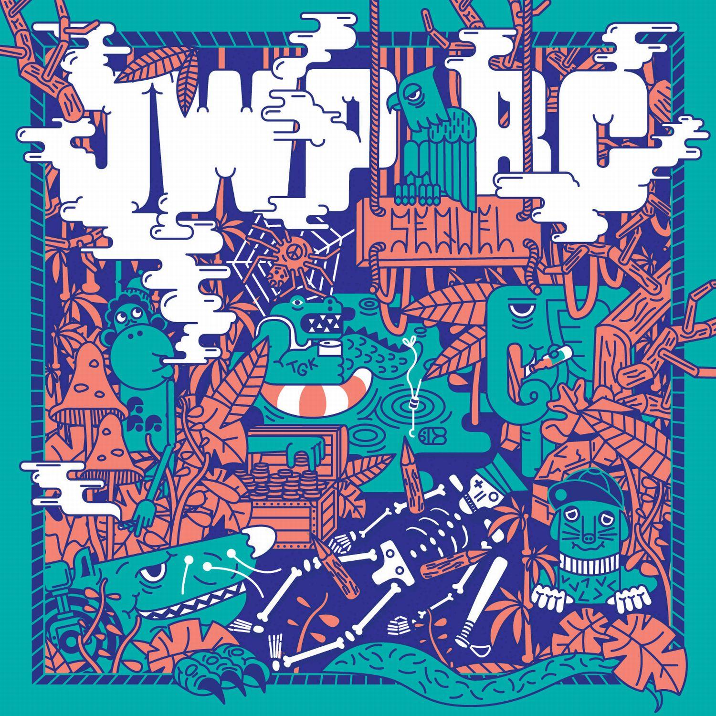 JWP BC SEQUEL COVER proj. Full Metal Jacket