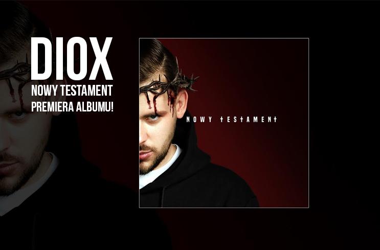 DIOX - Nowy Testament - premiera albumu i odsłuch na ProstoTV