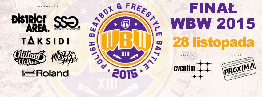 13 finał WBW - Wielka Bitwa Warszwska 2015
