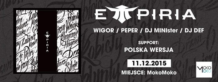 Koncert Empiria/Mor W.A