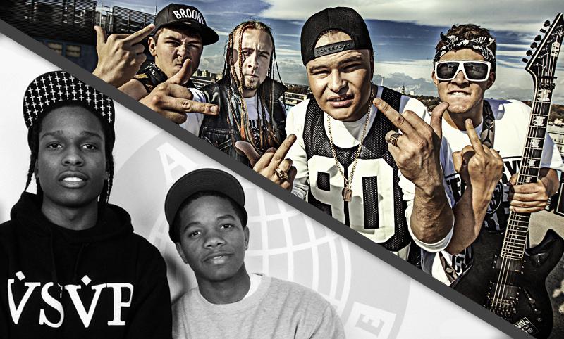 Podwójny singiel od Nekromer we współpracy A$AP Ty Beats!