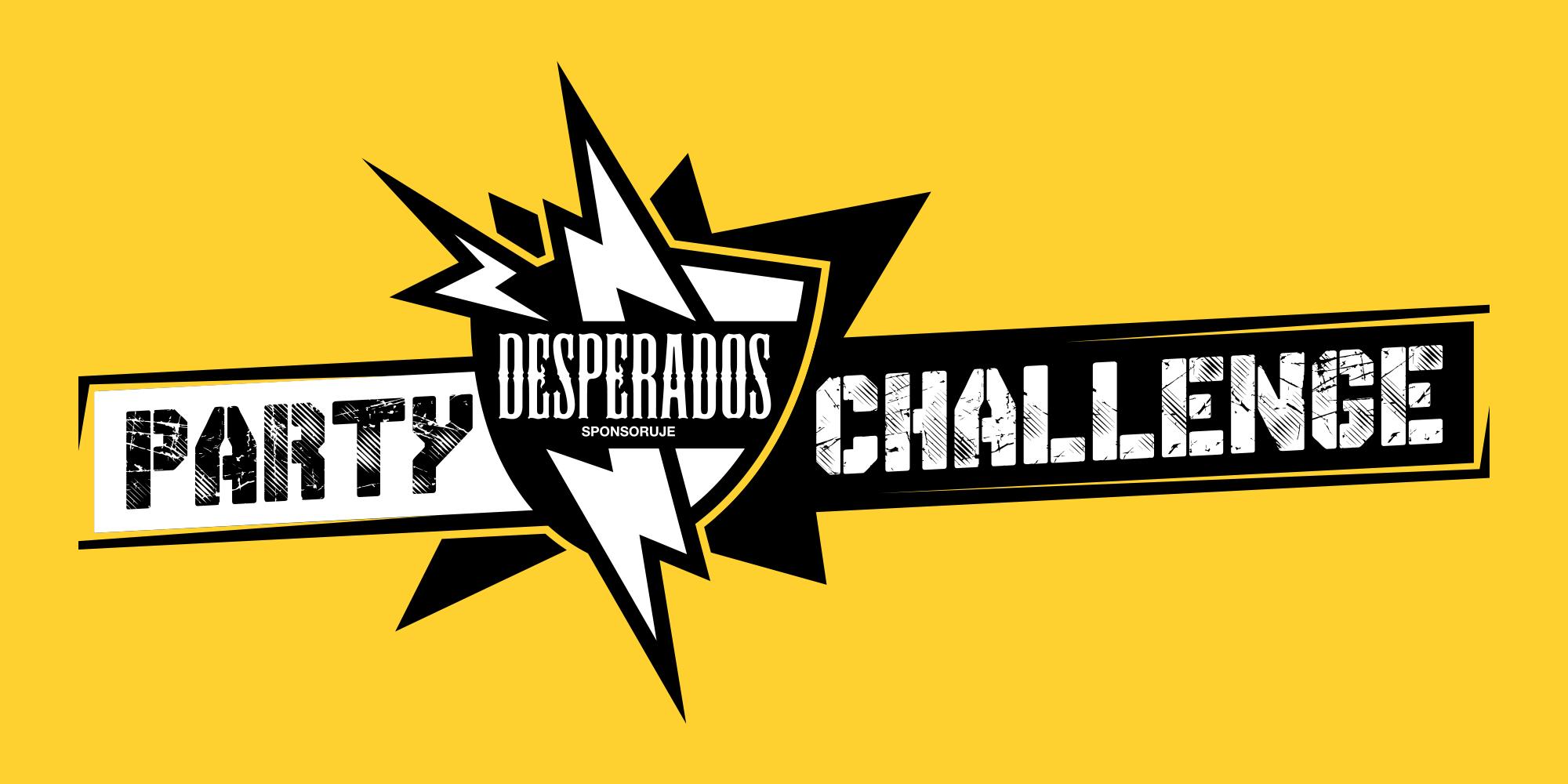 PARTY CHALLENGE BY DESPERADOS