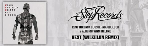 """Rest Dixon37 udostępnia odsłuch remixu z albumu """"WNM"""""""