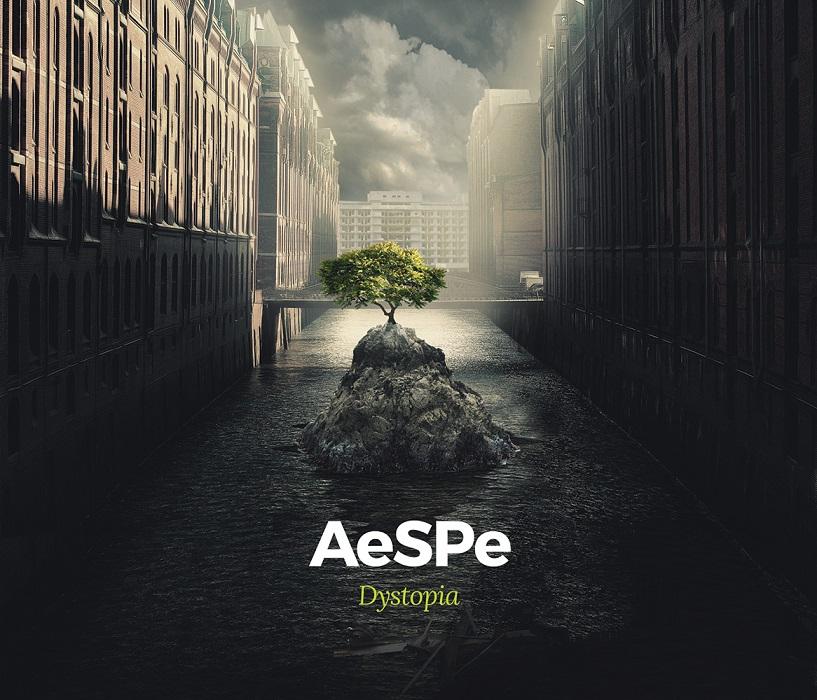 AeSPe - Dystopia (przód)
