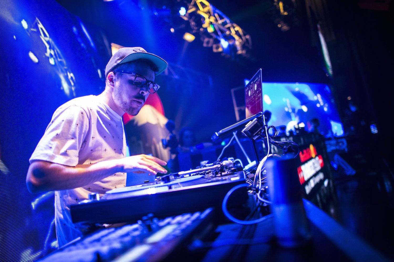 Red Bull Thre3Style World Final Tokyo 2015 DJ Ride