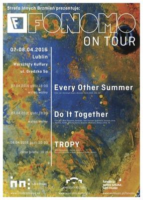 Fonomo On Tour | Strefa Innych Brzmień