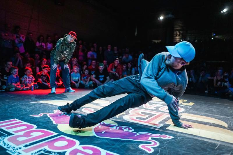 Red Bull BC One Poland Cypher bitwa finałowa