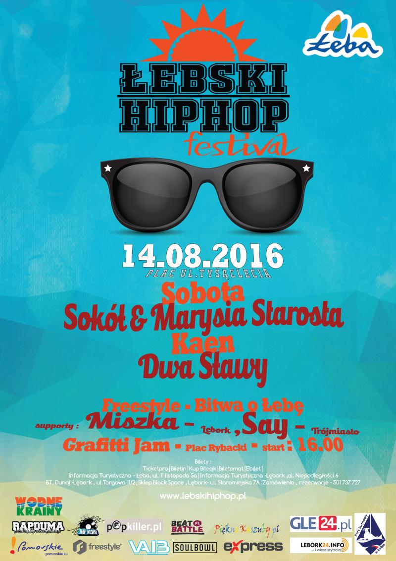 Łebski Hip Hop Festival 2016