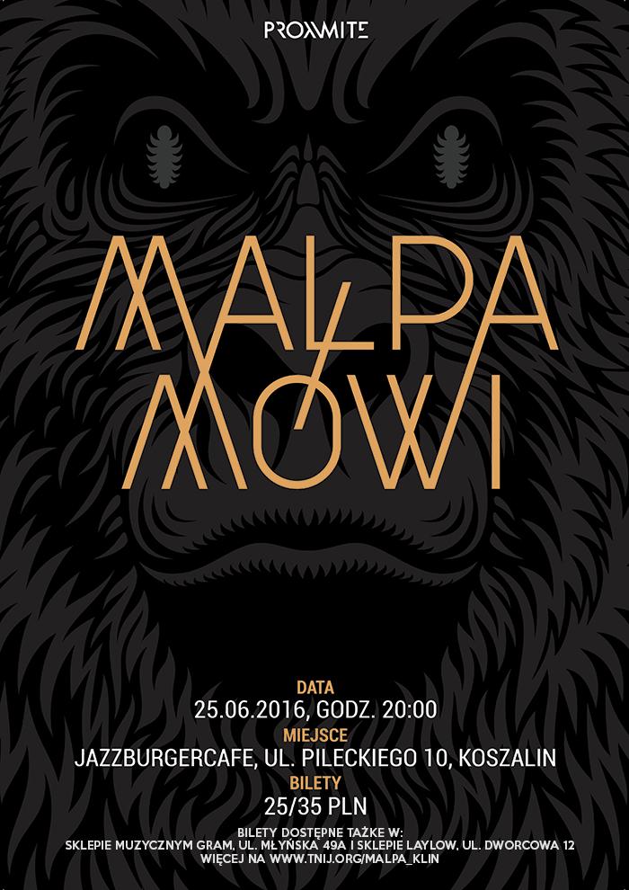 Koncert oraz spotkanie z raperem Małpa w Koszalinie