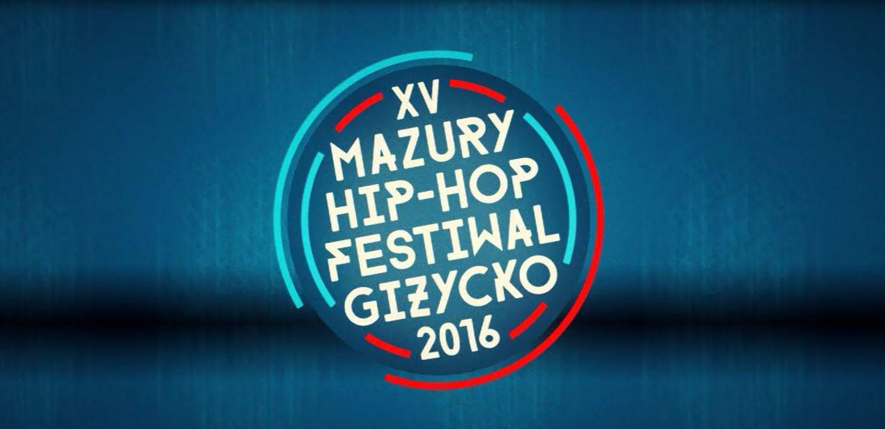 Mazury Hip-Fop Festiwal 2016