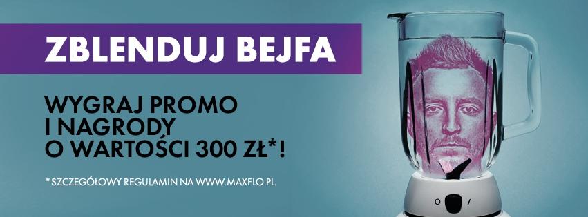 Zblenduj Bejfa i zgarnij nagrody o wartości 300 zł!