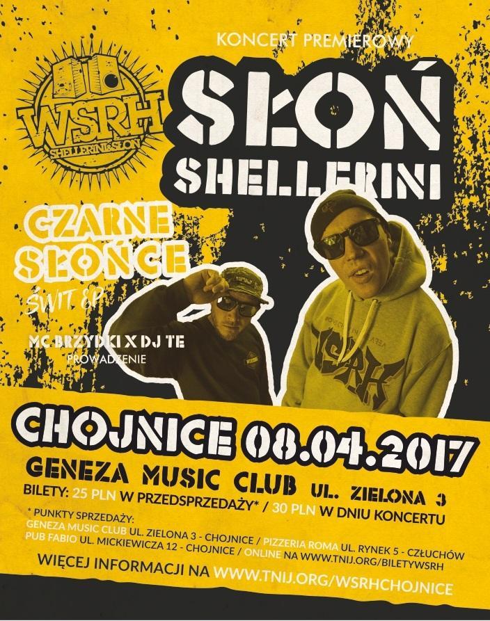 WSRH premierowo w Chojnicach!