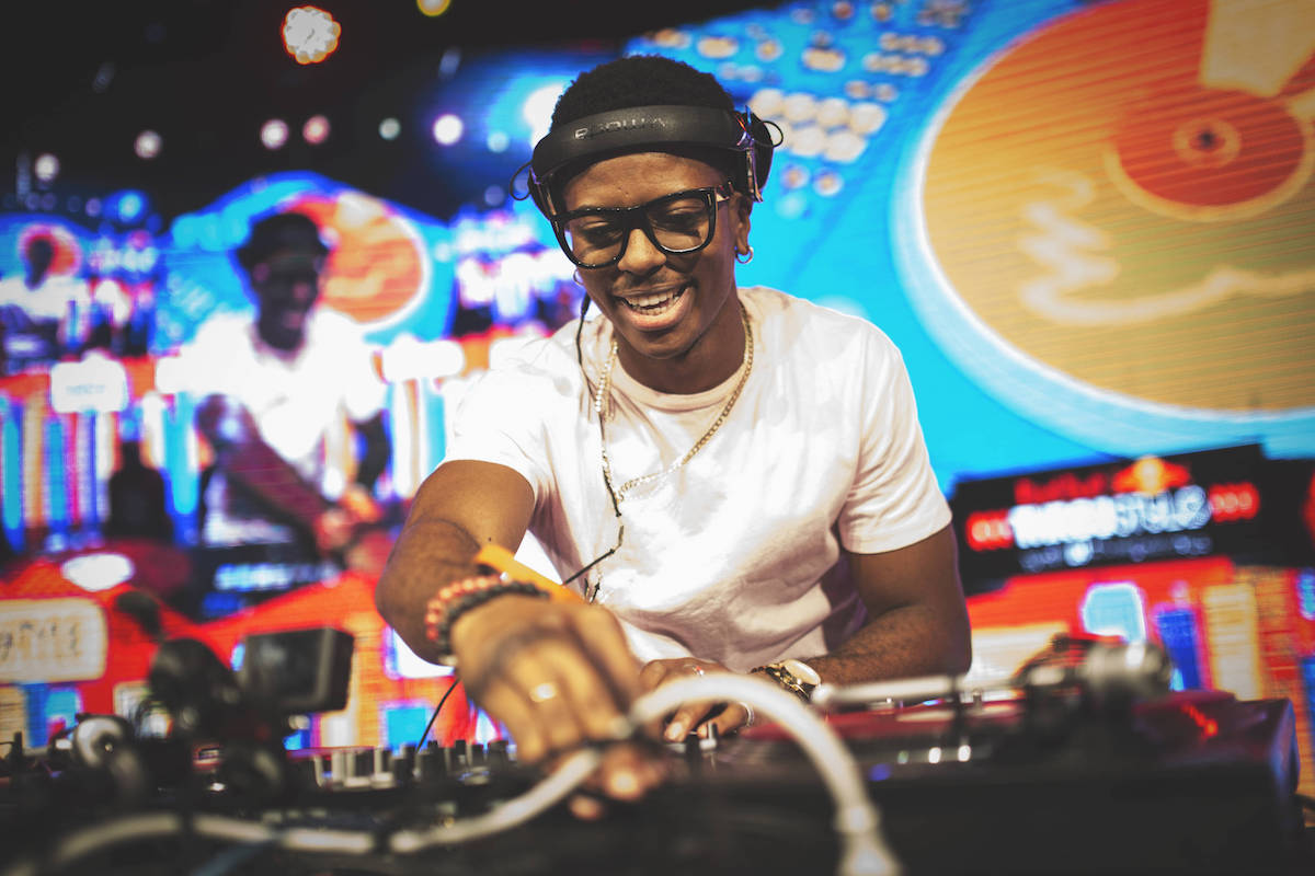 DJ Puffy na Red Bull 3Style World Final, Chile 2016