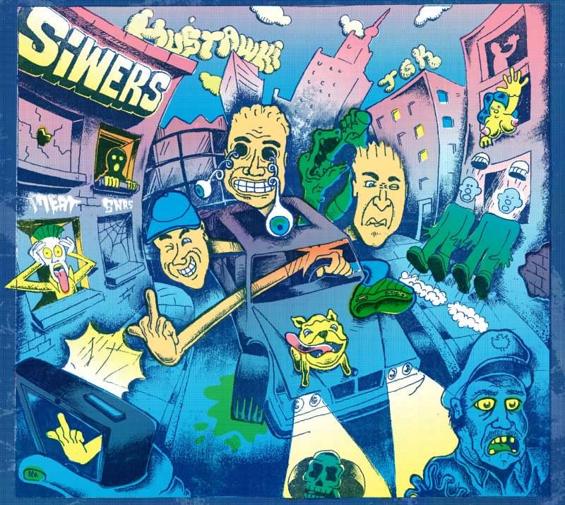 """Siwers """"Huśtawki"""" LP"""