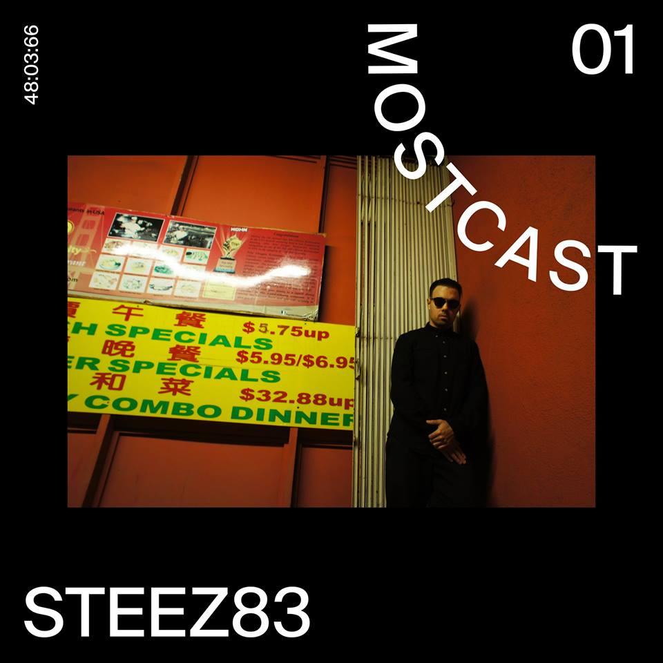 Start serii MOSTcast z udziałem Steeza / PRO8L3M